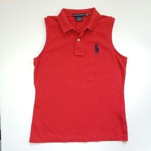Womens Ralph Lauren Golf Polo